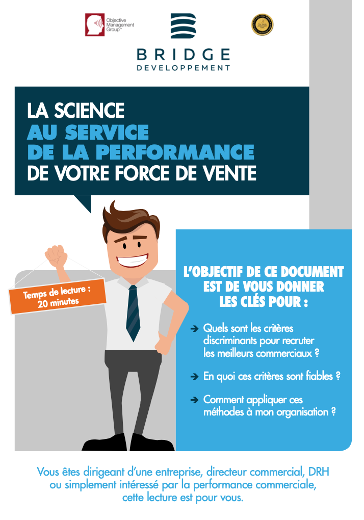 La science au service de la performance commerciale